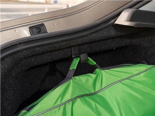 Skoda Rapid (2020) багажное отделение
