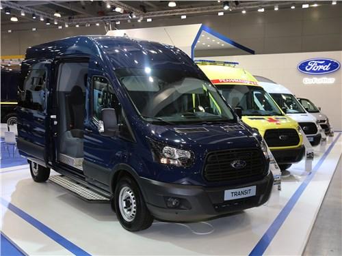 Семейство Ford Transit