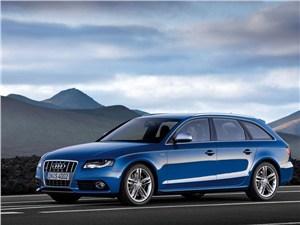 Audi S4 (универсал)