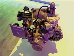 …или на «робот», созданный на базе «вазовской» коробки передач и управляющих элементов ZF