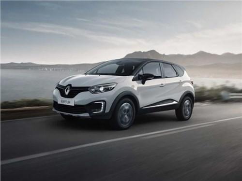 Renault Kaptur получил вариатор в самой дешевой версии