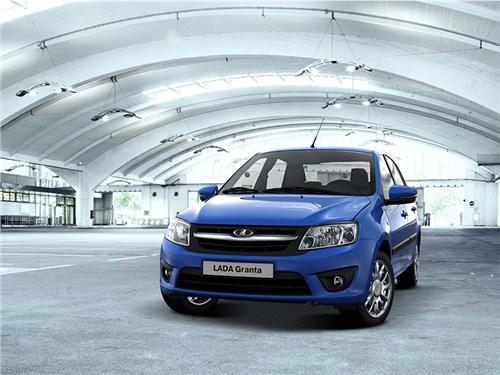 Новое поколение Lada Granta построят на платформе Renault
