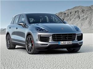 Новый Porsche Cayenne - Porsche Cayenne 2015 В борьбе за лидерство