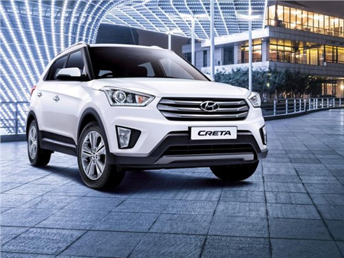 Новость про Hyundai Creta - Hyundai Creta