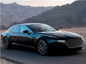Aston Martin Lagonda (седан 4-дв.)