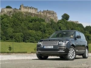 Land Rover Range Rover - land rover range rover 2013 шотландские сказы