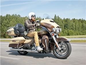 Harley-Davidson 2014 Rushmore - спецпроект для двухколесных