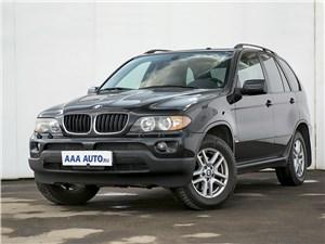 BMW X5 - bmw x5 2004 известная величина