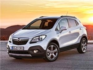 Opel оснастит компактный кроссовер Mokka новым турбодизельным двигателем