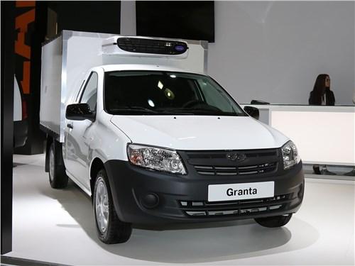 Фургон LADA Granta с надстройкой рефрижератор