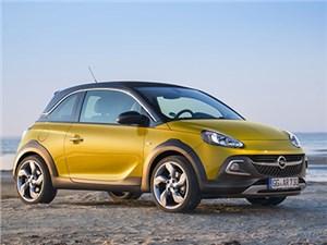 Новость про Opel Adam - Opel Adam Rocks 2015