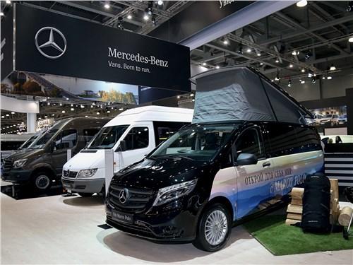 Туристический микроавтобус Mercedes-Benz Marco Polo