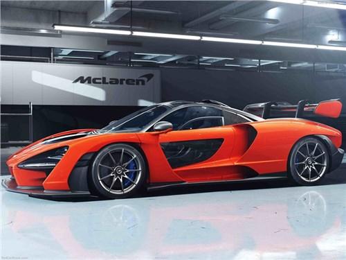 McLaren не будет делать кроссовер