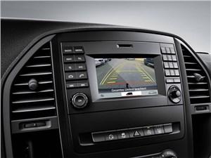 Предпросмотр mercedes-benz vito 2015 монитор компьютера
