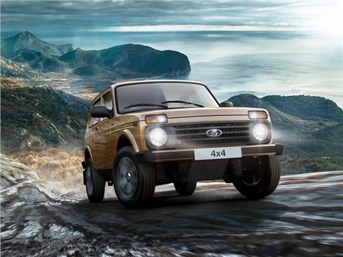 Новую Lada 4x4 сделают на платформе Renault-Nissan