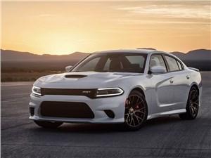 Новый Dodge Charger - Dodge Charger SRT Hellcat 2015 Агрессор