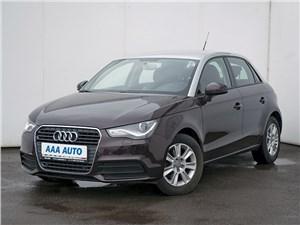 Audi A1 - audi a1 2011 первая ступень