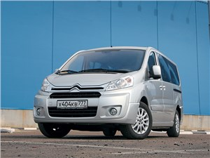 Citroen Jumpy - citroen jumpy 2014 в удовольствие