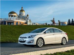 Hyundai I40 - другой мир. мордовия. hyundai i40 2014