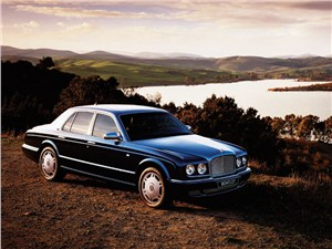 Bentley ArnageT