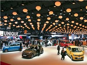 Автосалон в париже 2014 Парижские тайны