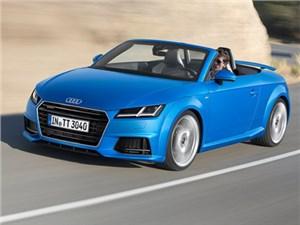Началось серийное производство родстеров Audi TT нового поколения