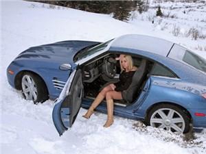 Производители шин узнали, как молодые водители справляются с экстремальной погодой