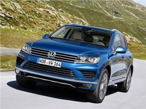 Обновленный Volkswagen Touareg скоро будет доступен для заказа в России