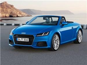 Новый Audi TT - Audi TT Roadster 2015 Сама собранность