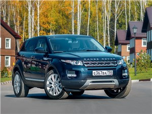 Land Rover Range Rover Evoque - land rover range rover evoque 5-door 2013 совершенно секретно