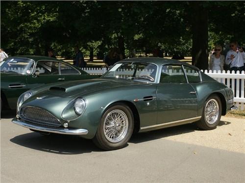 Новость про Aston Martin - Aston Martin планирует воскресить 50-летний спорткар
