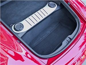 Porsche Cayman S 2013 багажное отделение