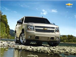 Chevrolet Tahoe (2011)