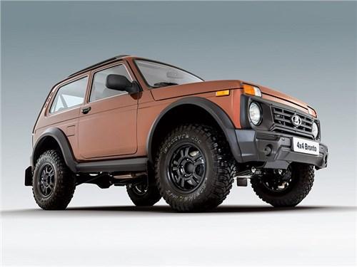 Lada 4x4 получила версию за 740 тысяч рублей
