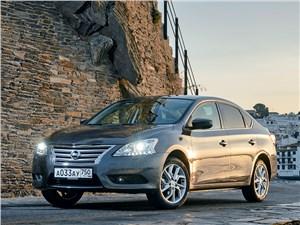 Nissan Sentra - nissan sentra 2013 в центре внимания
