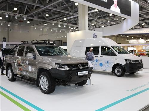 Volkswagen Amarok с усиленной внедорожной подготовкой