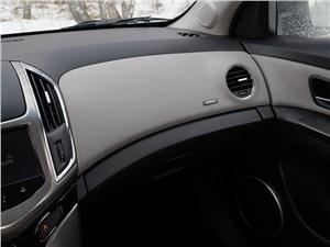 Chevrolet Cruze SW 2013 тканевая обшивка панели