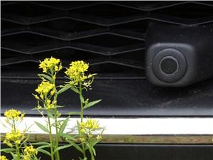 Nissan X-Trail 2014 датчик парктроника