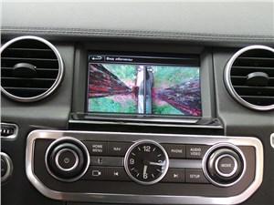 Land Rover Discovery 2014 изображение с видеокамер