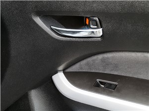 Suzuki Vitara 2015 оформление салона