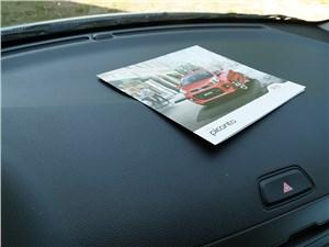 Kia Picanto 2015 торпедо
