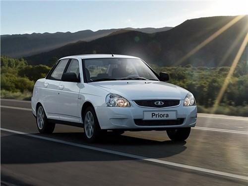 Lada Priora: и все же производство прекращено