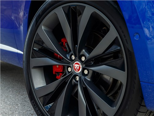 Предпросмотр jaguar f-pace 2016 колесо