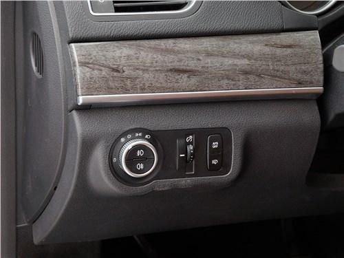 Haval H8 2015 кнопки управления
