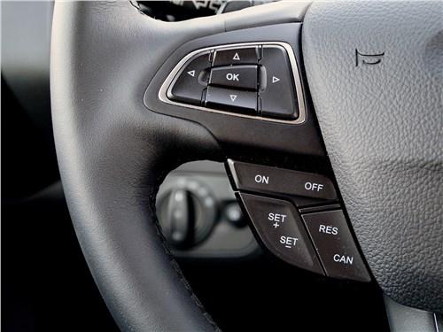 Предпросмотр ford kuga 2017 руль
