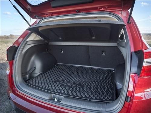 Предпросмотр hyundai creta 2016 багажное отделение