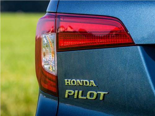 Honda Pilot 2016 задний фонарь