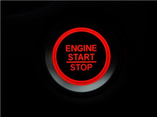 Предпросмотр honda cr-v 2017 кнопка start/stop engine