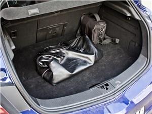 Opel Astra OPC 2013 багажник