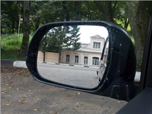 Предпросмотр toyota alphard 2008 боковое зеркало